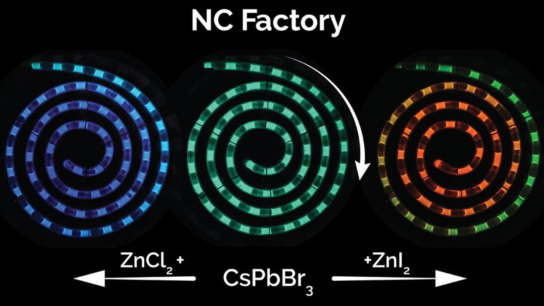 NC Factory Quantum Dots