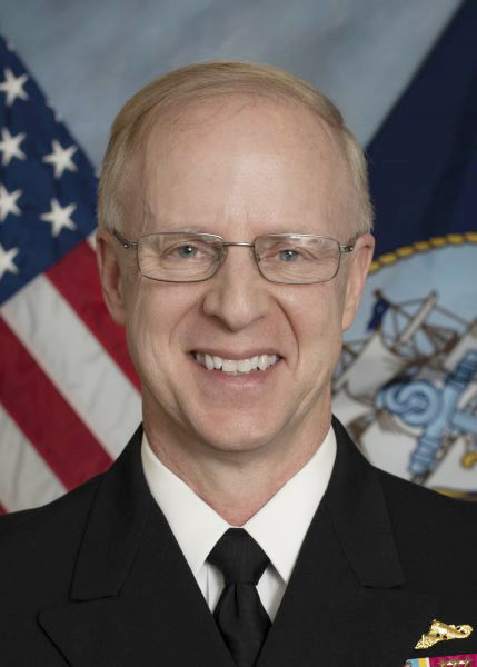 Vice Admiral Daryl Caudle