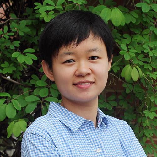 Graduate student Jiaqi Yan
