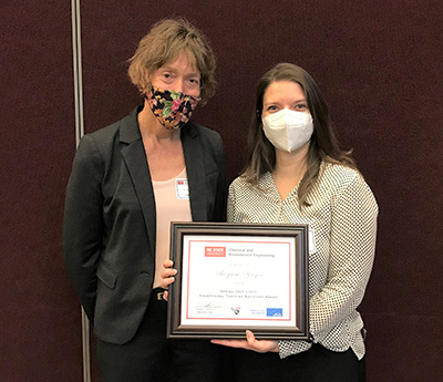 Linde Excellence Award winner